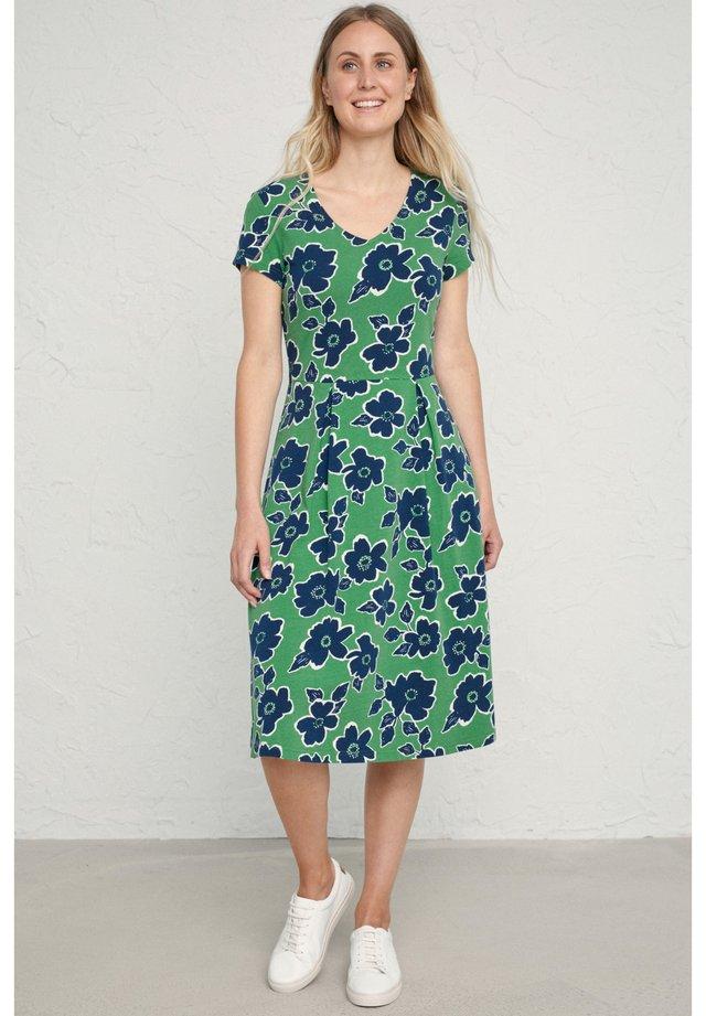 PIER VIEW - Korte jurk - green