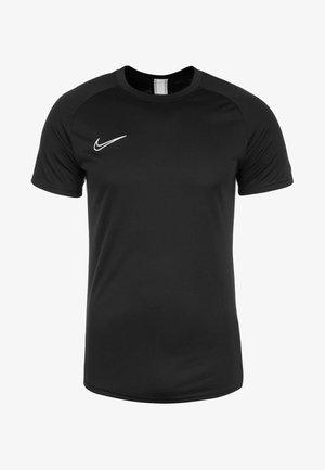 Basic T-shirt - black/white