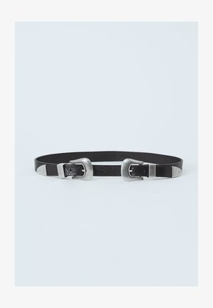 SASHA  - Belt - black