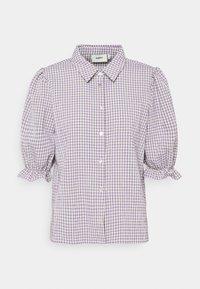Moves - MIMAISA - Button-down blouse - lavender - 0