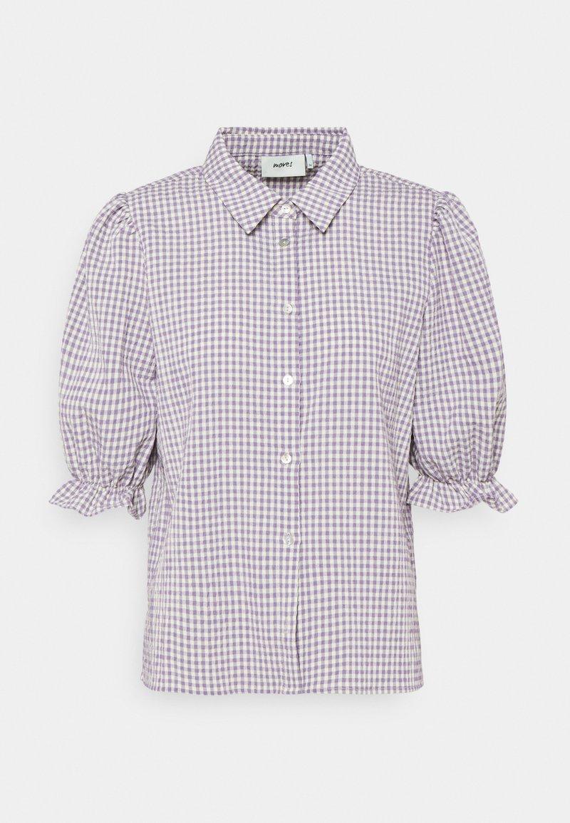 Moves - MIMAISA - Button-down blouse - lavender