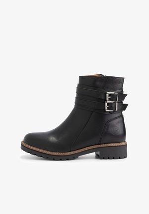 VALLE - Korte laarzen - black