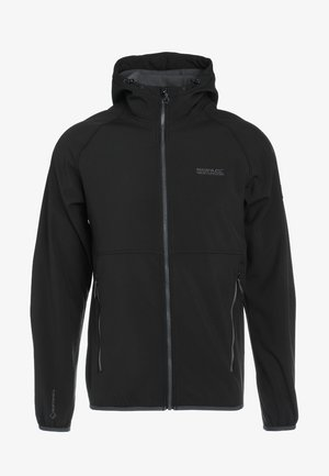 AREC  - Fleece jacket - black