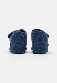 Nanga - POLAR BEAR UNISEX - Slippers - blau - 2