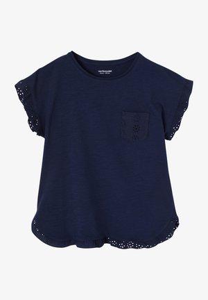 Blouse - nachtblau