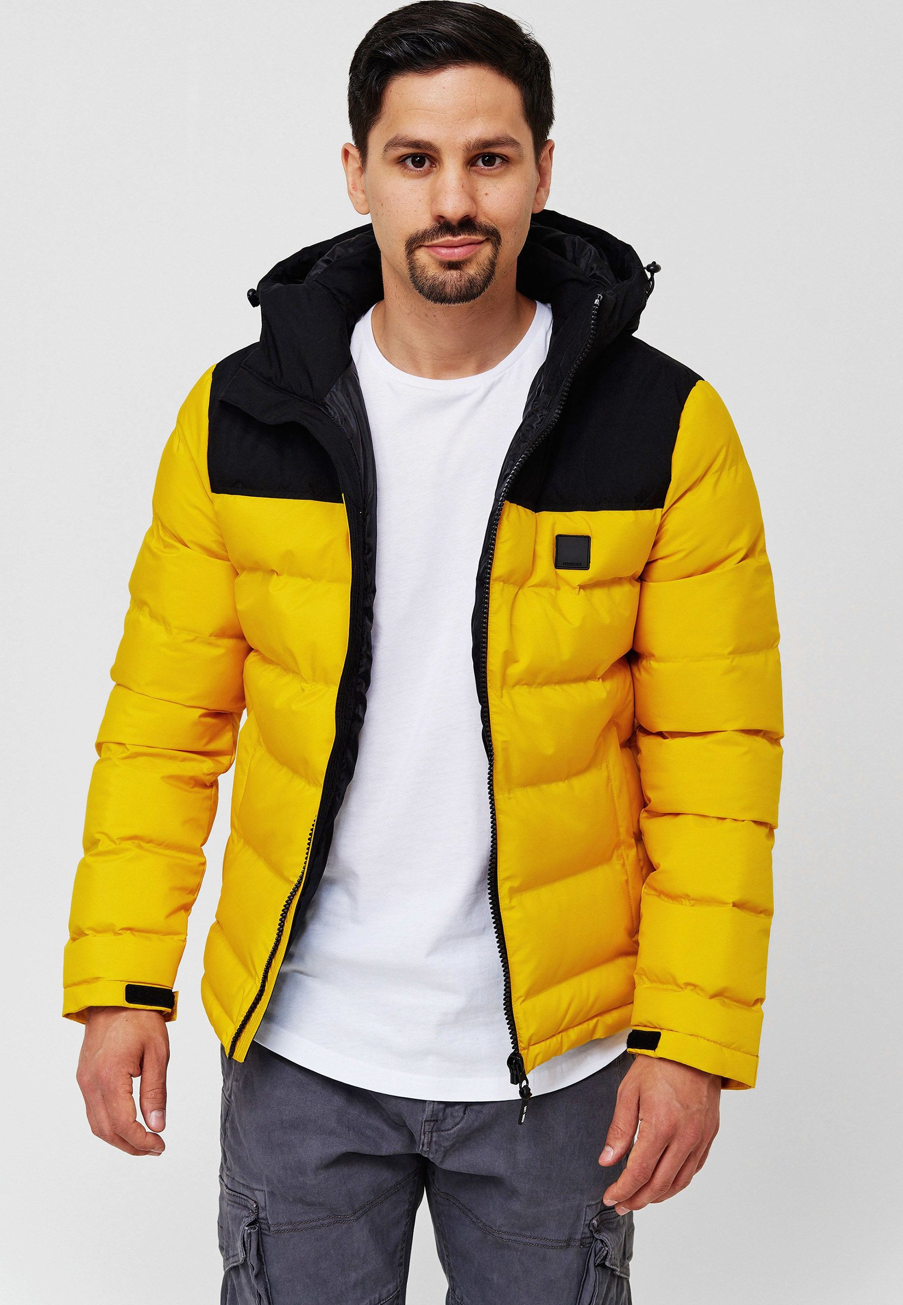 Gelbe Jacken für Herren versandkostenfrei online | ZALANDO