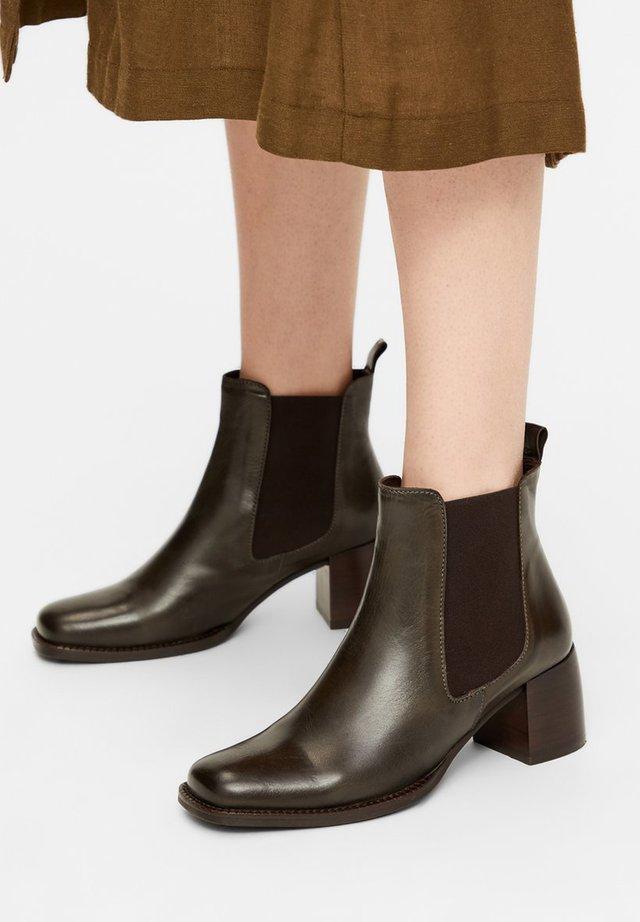 BIADALYA - Kotníková obuv - khaki
