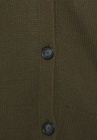 Marc O'Polo - CARDIGAN LONGSLEEVE  - Cardigan - native olive - 2