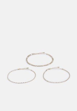 3 PACK - Rannekoru - gold-coloured