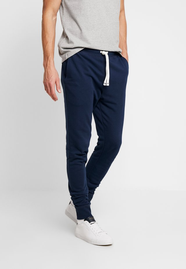 PANT - Tracksuit bottoms - cadet navy