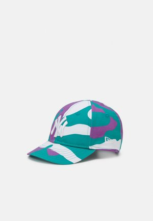CAMO PACK 9FORTY UNISEX - Cap - teal/white