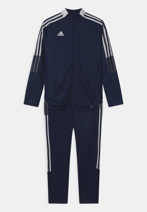 TIRO SET UNISEX - Tracksuit - team navy blue