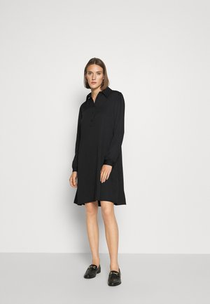 FARRELL DRESS - Shirt dress - black