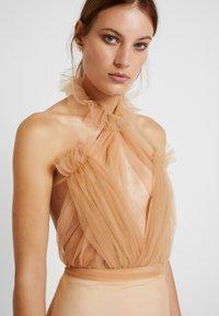 LEXI - JASMIN DRESS - Occasion wear - apricot/cream - 5