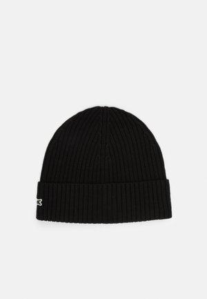 Bonnet - noir