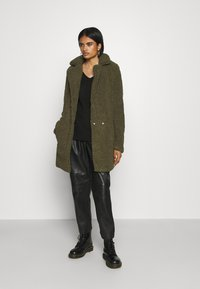 Noisy May - NMGABI JACKET - Winter coat - kalamata