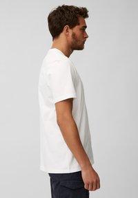Marc O'Polo - Basic T-shirt - white - 3