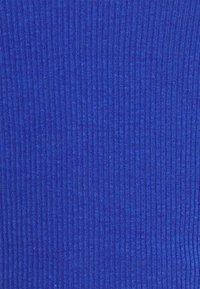 NU-IN - OFF SHOULDER HEART NECK - Long sleeved top - blue - 2