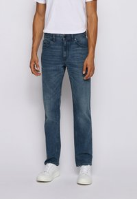 BOSS - ALBANY  - Straight leg jeans - blue - 0
