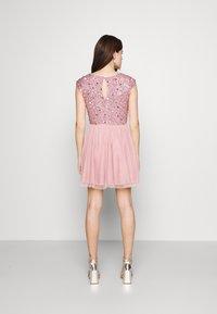 Lace & Beads - TESS SKATER - Juhlamekko - pink - 2