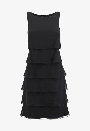 COCKTAILKLEID - Cocktail dress / Party dress - black