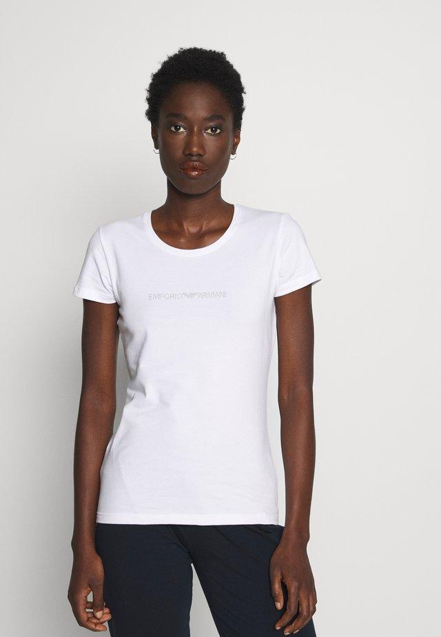 Koszulka do spania - bianco