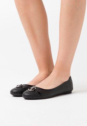 BRITNEY - Ballerina - black