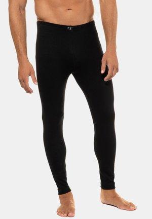 Unterhose lang - schwarz