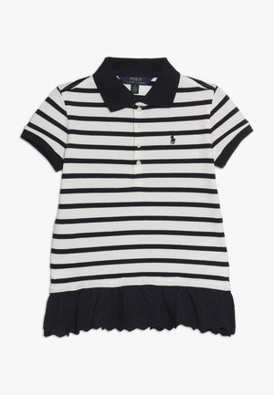 STRIPE - Polotričko - hunter navy/nevis