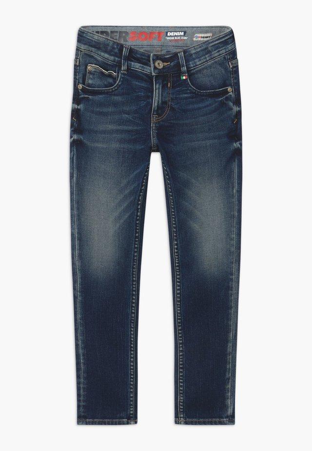 AMOS - Jeans Skinny Fit - blue vintage