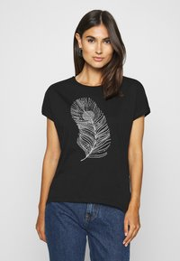 Anna Field - T-shirts print - black - 0