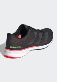 adidas Performance - ADIZERO ADIOS 5 SHOES - Neutral running shoes - black - 4