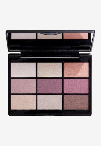 9 SHADES  - Eyeshadow palette - 001 to enjoy in new york