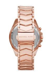 Michael Kors - Chronograph watch - rose gold - 1