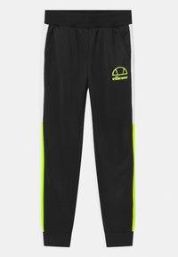 Ellesse - CALTANO UNISEX - Pantalones deportivos - black - 0