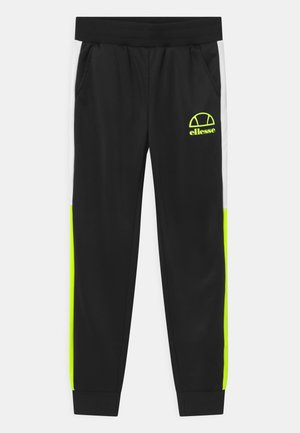 CALTANO UNISEX - Tracksuit bottoms - black