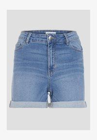 Cache Cache - Denim shorts - denim double stone - 4