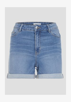 Denim shorts - denim double stone
