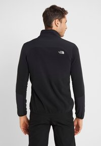 The North Face - GLACIER PRO FULL ZIP - Fleece jacket - black - 2