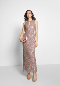 Lace & Beads - MAXI - Occasion wear - rose - 1