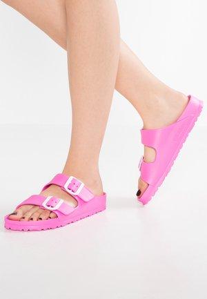 ARIZONA - Pool slides - neon pink