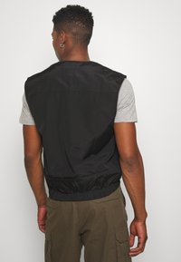 Good For Nothing - UTILITY VEST - Liivi - black - 2