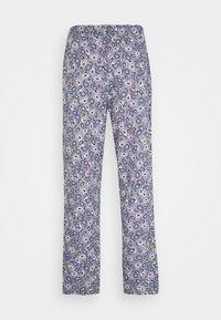 Schiesser - Pyžamový spodní díl - jeansblau - 1