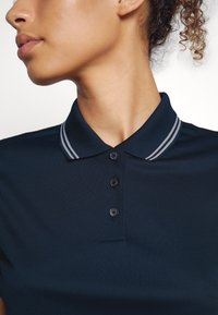Nike Golf - DRY VICTORY - Sports shirt - college navy/white/white - 4