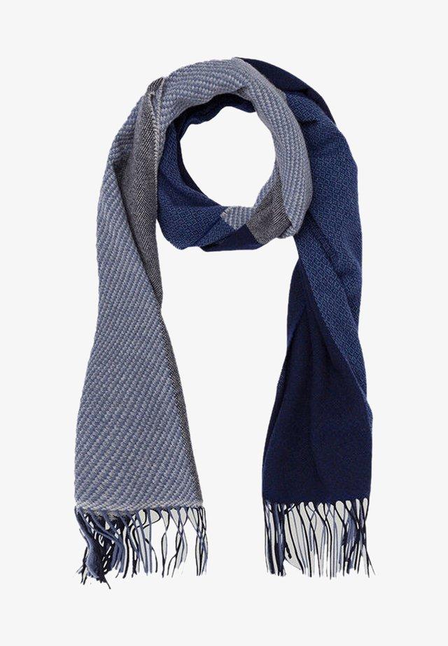 Écharpe - blue