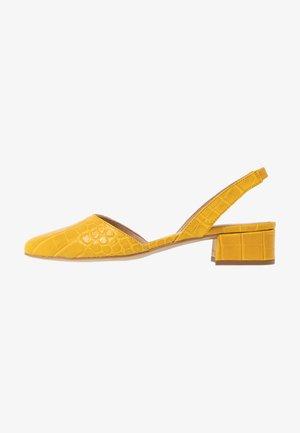 Classic heels - jaune