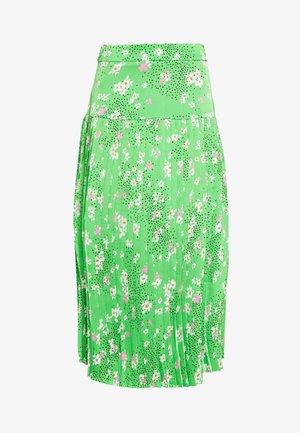 BLOSSOM BEATRICE SKIRT - Mini skirt - green