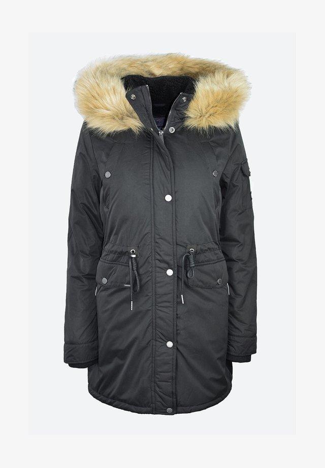 NADARE - Winter coat - black