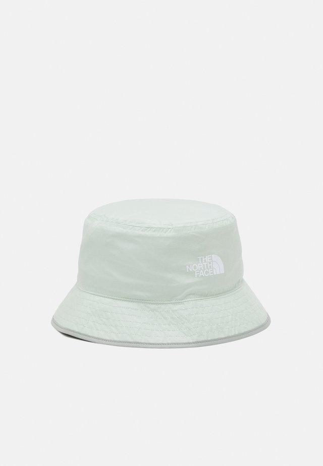 SUN STASH HAT UNISEX - Chapeau - green mist/wrought iron