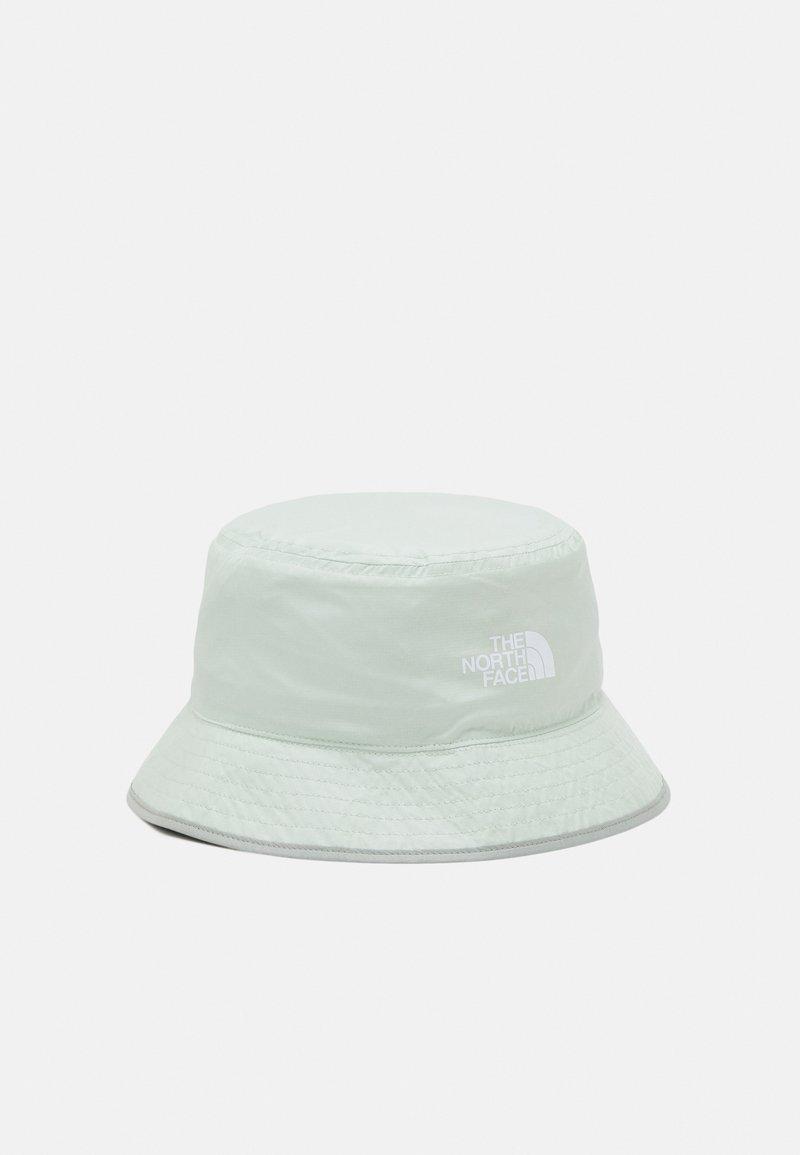 The North Face - SUN STASH HAT UNISEX - Sombrero - green mist/wrought iron